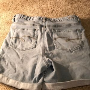 Justice Shorts - Justice jean shorts.